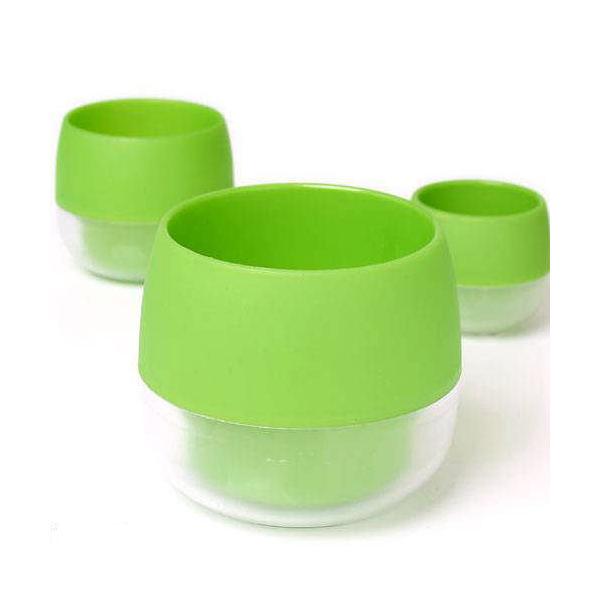 ハイミニ ビビ 鉢(ライムグリーン)φ8×9cm