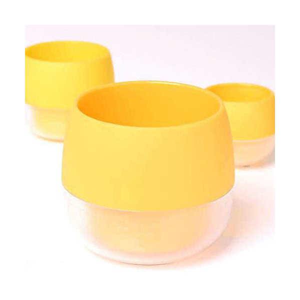 ハイミニ ビビ 鉢(イエロー)φ8×9cm