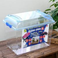 三晃商会 SANKO CLEAN CASE クリーンケース(XL)(420×265×328mm) プラケース 虫かご 飼育容器