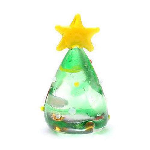 グラスコレクション ミニツリー 1個 クリスマス
