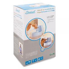 水飲み ドリンクウェル ペットファウンテン スタンダード 犬 猫用 循環式自動給水器 水飲み 循環式給水器