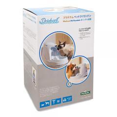 ドリンクウェル ペットファウンテン プラチナム 犬 猫用 循環式自動給水器 水飲み 循環式給水器