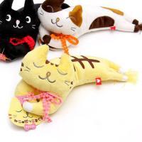 ボンビ ねこだっこまくら トラ 猫 猫用おもちゃ ぬいぐるみ