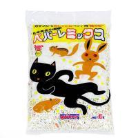スーパーキャット ペパーレミックス 6L 猫砂 トイレ砂 紙 猫 うさぎ ハムスター リス 小動物用