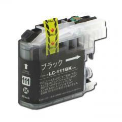 送料無料 LC111PGBK ブラザー互換インクカートリッジ brother LC111シリーズ 顔料ブラック