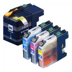 送料無料 LC119/115-4PK ブラザー互換インクカートリッジ brother LC115/119シリーズ 4色セット