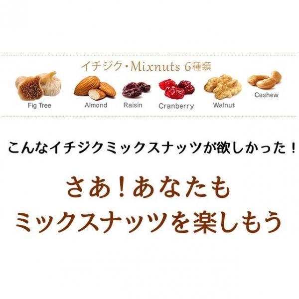 いちじくミックスナッツ800g