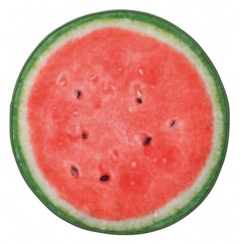 リアルモチーフタオル Water Melon スイカ 1415904 ヘミングス コンシェルジュ