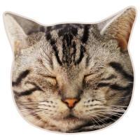 1423305 リアルモチーフタオル ネコ Sleeping Cat スリーピングキャット