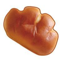 コンシェルジュ(CONCIERGE) リアルモチーフタオル パン Creampan クリームパン 1430604
