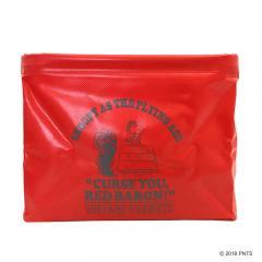 アウトレット 50%OFF 収納ケース 収納ボックス 収納用品 小物収納 Pilier (ピリエ) ピーナツ  3500702 RED ヘミングス コンシェルジュ