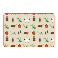 アンファンブランケット 4625502 バグ 昆虫 インテリア キッズ 子供部屋 コンシェルジュ ヘミングス
