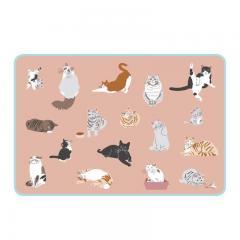 パルブランケット 4625602 CAT ねこ 猫 ネコ インテリア コンシェルジュ ヘミングス