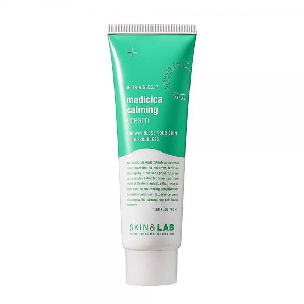 韓国コスメ スキンケア クリーム 敏感肌 低刺激 化粧品 メディシカ カーミングクリーム 50ml (鎮静クリーム 敏感肌 低刺激)