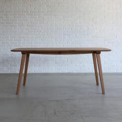 デッケ ダイニングテーブル 1720 OAK-BR【CRASHGATE クラッシュゲート】 【送料:D】