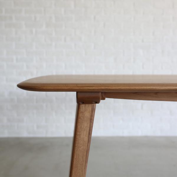 デッケ ダイニングテーブル 1720 OAK-BR【CRASH GATE クラッシュゲート】 【送料:D】