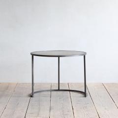 エルマ サイド テーブル Φ600【CRASH GATE クラッシュゲート】【送料:C】