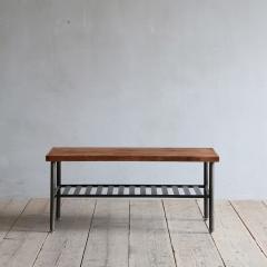 ギネスコーヒーテーブル [木天板] W900【CRASH GATE クラッシュゲート】 【送料:C】