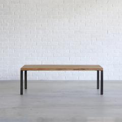シンク コーヒーテーブル 1200*600 WF-1 (節有BR) 【CRASH GATE クラッシュゲート】 【送料:C】