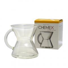 ケメックス  ハンドブロウ グラスマグ (マグカップ) CHEMEX