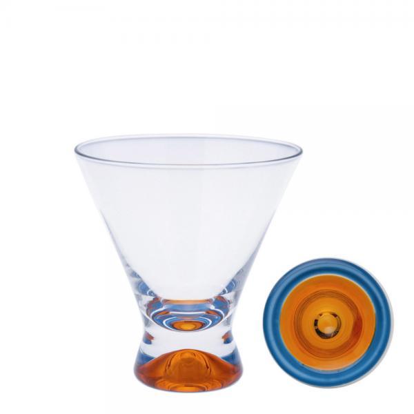 10%OFFクーポン対象商品 ダンスク グラス SPECTRA スペクトラ カクテルグラス 200cc 北欧 食器 引き出物 オレンジ DANSK クーポンコード:KZUZN2T