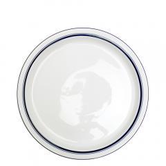 ダンスク BISTRO(ビストロ)ディナープレート 26.5cm TH07301CL 北欧 食器 皿ホワイト DANSK