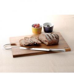 D&S カッティングボード L MP.196/A-L   木製 食器 まな板 プレート ウッドプレート トレー カフェ 長方形 デザイン アンド スタイル