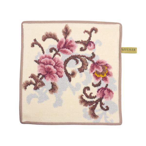 e8a91df3091719 LOHACO - フェイラー ハンカチ タオル 30cm Bloom Legacy Bloom クリーム ...