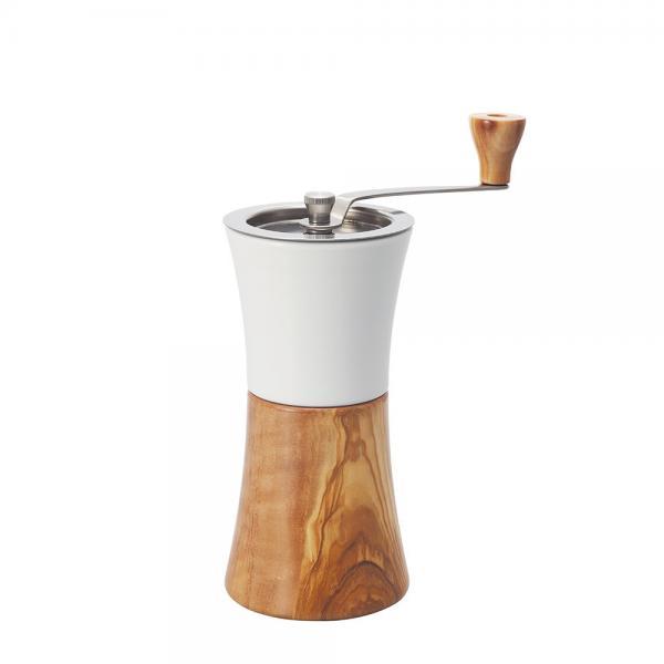 10%OFFクーポン対象商品 ハリオ セラミックコーヒーミル・ウッド MCW-2-OV HARIO クーポンコード:KZUZN2T