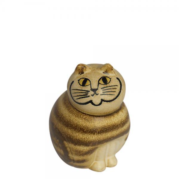 10%OFFクーポン対象商品 リサ・ラーソン 置物 ねこ 猫(リサラーソン)キャットミア ミニ(小)ブラウン 動物 LisaLarson(Lisa Larson)Mia Cat(Cats Mia)Mini 1150103 ネコ・陶器・北欧インテリア クーポンコード:KZUZN2T