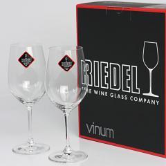 リーデル ヴィノム シリーズ アウスレーゼ 6416/25≪ペアグラス≫ 赤ワインにピッタリ RIEDEL ワイングラス