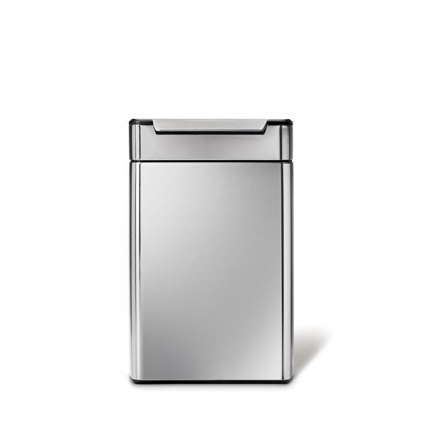 送料無料 シンプルヒューマン ゴミ箱 分別タイプ 24L/24L タッチバーダストボックス simplehuman