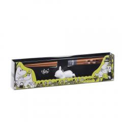 ムーミン 箸・箸置きセット  リトルミイ 山加商店 MOOMIN