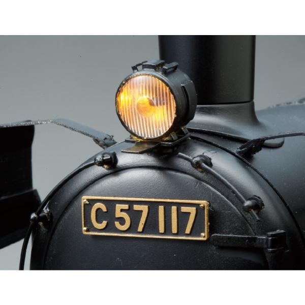 蒸気機関車C57を作る【全100号】キット(マガジン付) 模型 鉄道 鉄道模型 蒸気 機関車 組立キット 1/24 インテリア 雑貨 誕生日 プレゼント ギフト 贈り物