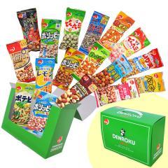 【お中元ギフト】【送料無料】でん六ギフトボックス(Eサイズ17袋)