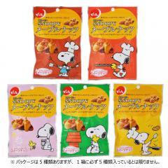 【新商品】でん六 スヌーピーメープルナッツ 40g×10袋