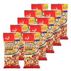 でん六 ミックスナッツ 〈Eサイズプラス〉45g×10袋