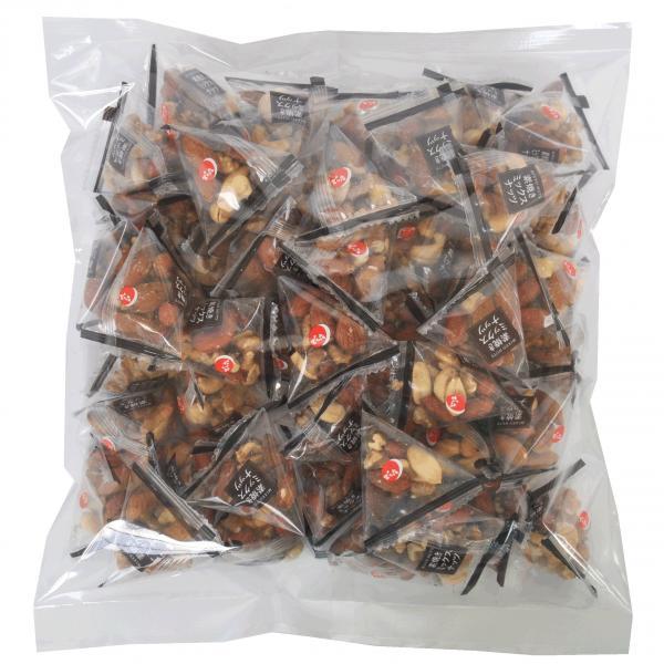 でん六 小袋素焼きミックスナッツ 500g(約45小袋入) 【5%OFFクーポン利用可能】【コード:C2Y8WET】