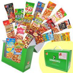 【送料無料】でん六ギフトボックス(Eサイズ17袋) 母の日 ギフト プレゼント