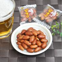 【送料無料】でん六 揚げピーナッツ 120g×10袋入