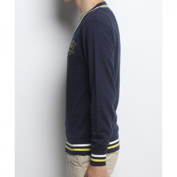 【SALE】CUTTER&BUCK(カッター&バック)Vネックセーター(17FW)CBM4168※返品交換不可