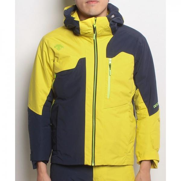 DESCENTE ski(デサントスキー)S.I.O JACKET 60:S.I.O ジャケット(60g中綿)(17FW)CMP-7111