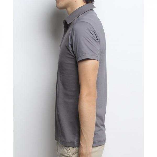 【SALE】DESCENTE GOLF(デサントゴルフ)半袖シャツ(17FW)DGM1527F※返品交換不可