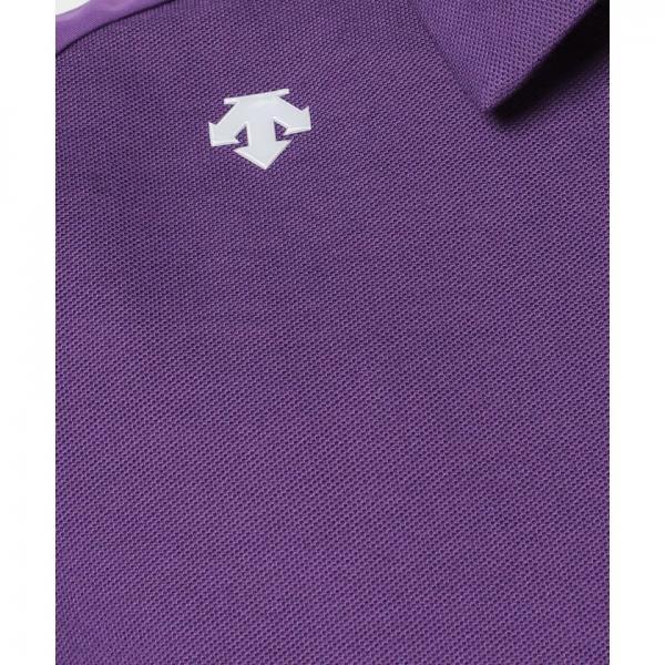 【SALE】DESCENTE GOLF(デサントゴルフ)半袖シャツ(17FW)DGW1527F※返品交換不可