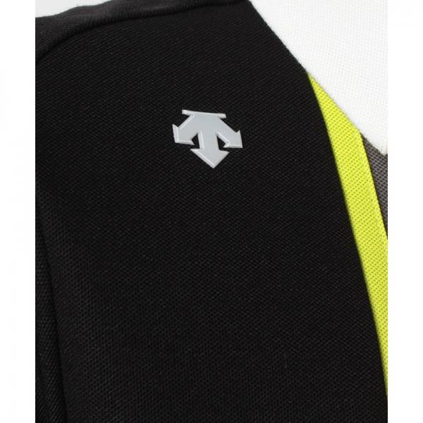 【SALE】DESCENTE GOLF(デサントゴルフ)半袖シャツ(17FW)DGW1547F※返品交換不可