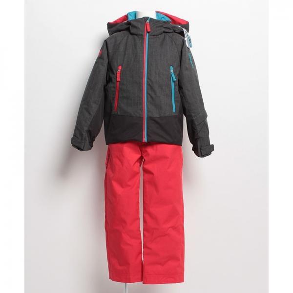 DESCENTE ski(デサントスキー)KIDS' SUIT:キッズ スーツ(17FW)DJR-731KF