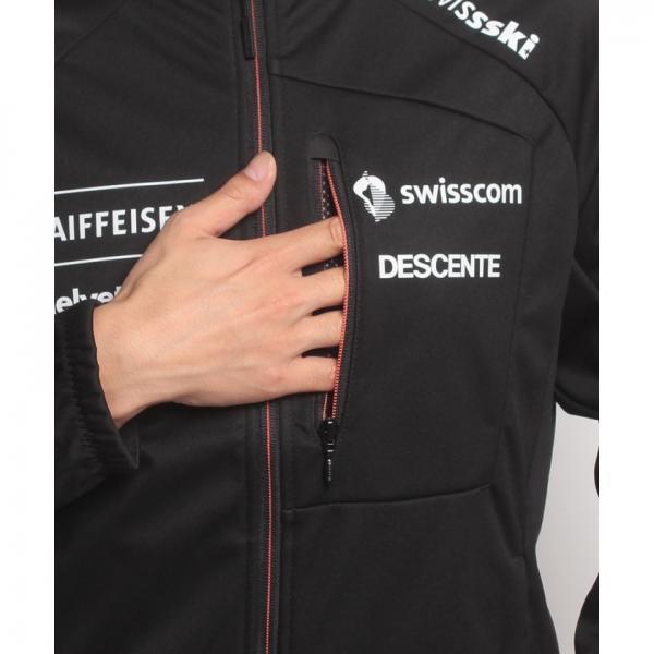 DESCENTE ski(デサントスキー)JETBARRIER JACKET:ジェットバリアー ジャケット(17FW)DRC-7703