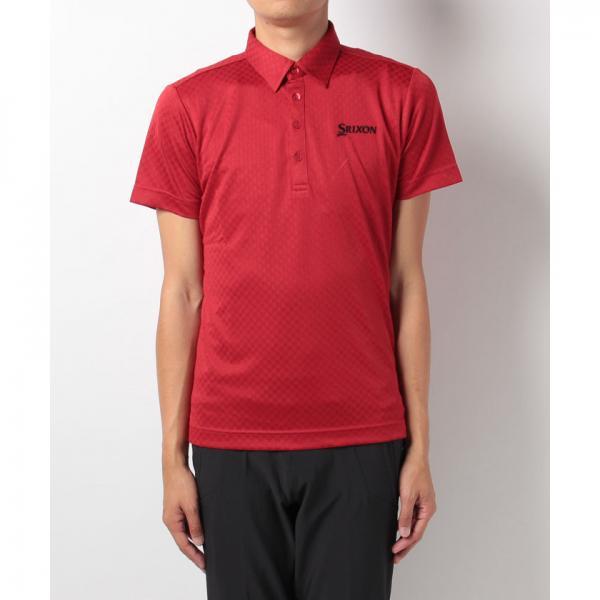 SRIXON(スリクソン)公式オンラインショップ限定 半袖ポロシャツ(17FW)ECSRM1586F