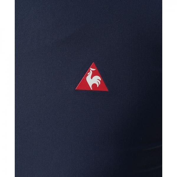 le coq GOLF(ルコックゴルフ)GCハイネック長袖シャツ(17FW)GQG1000