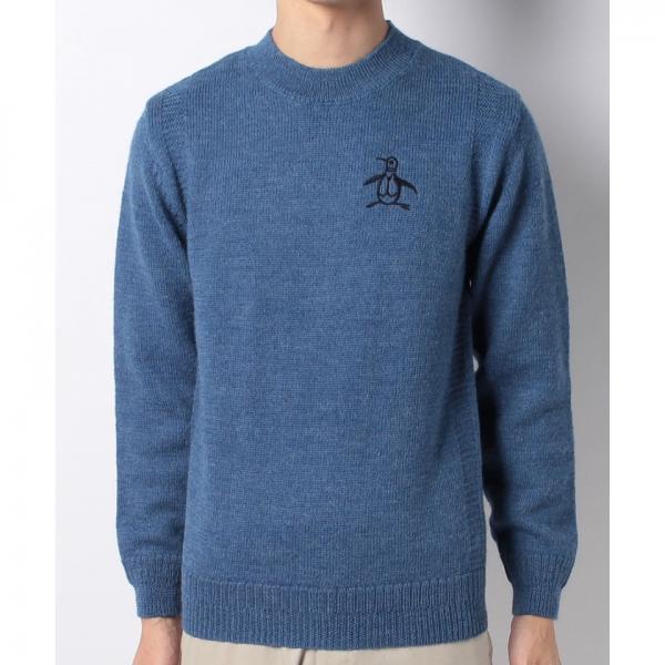 【SALE】Munsingwear(マンシングウェア)セーター(17FW)GWMK424※返品交換不可